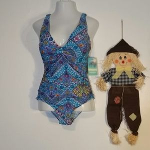 Woman's Beach Party swimming suit 18